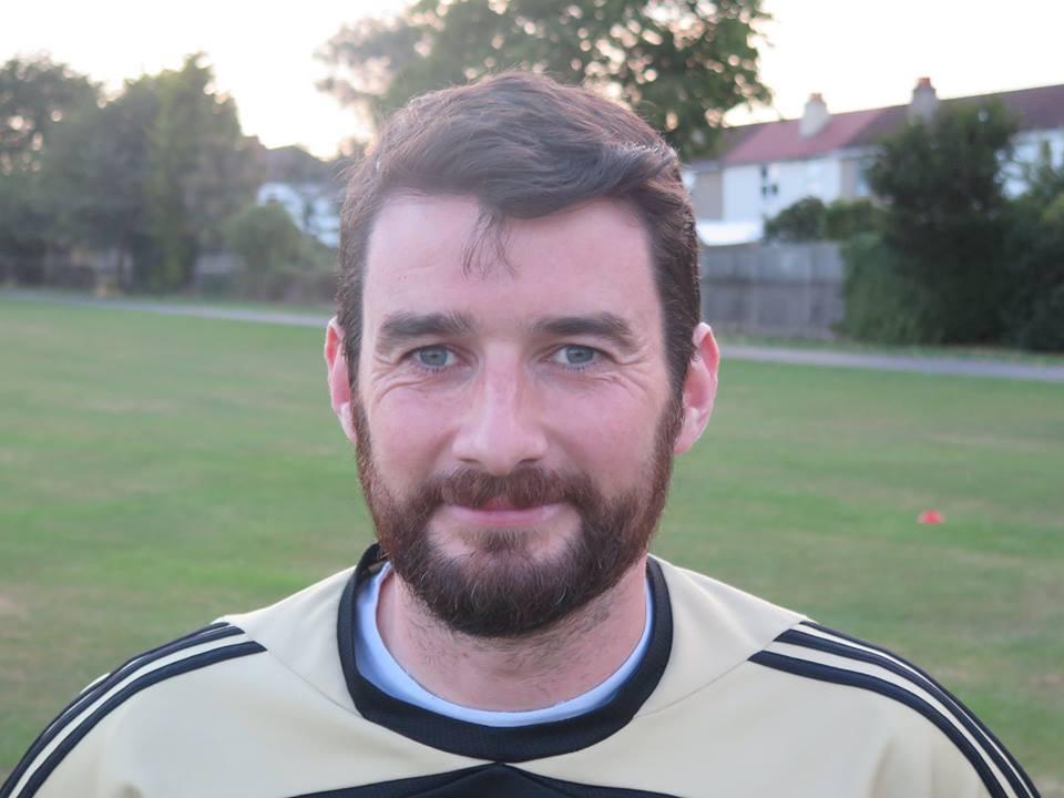 Goalkeeper Trainer Colin