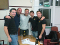 Winning quiz team