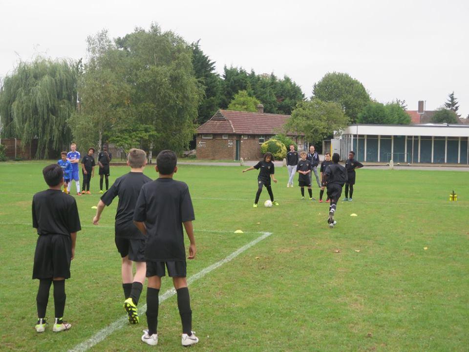 Youth Training 17.09.16