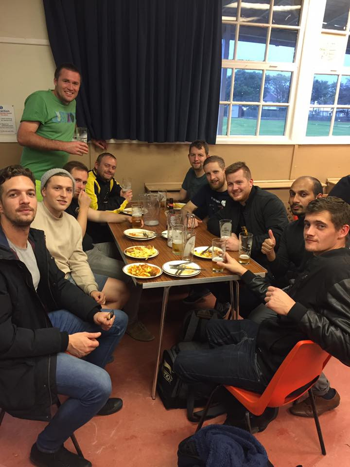 4s cup victory over at Winchmore Hill