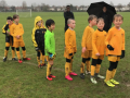 Wet, cold and muddy Under 9s