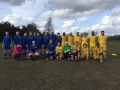 6s and 7s league game battle