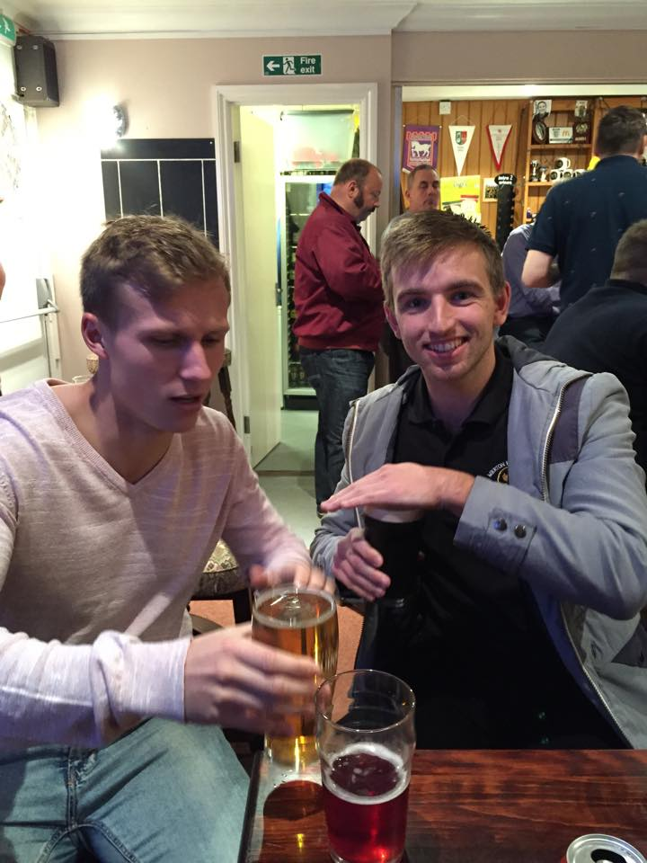 Craig + Ryan