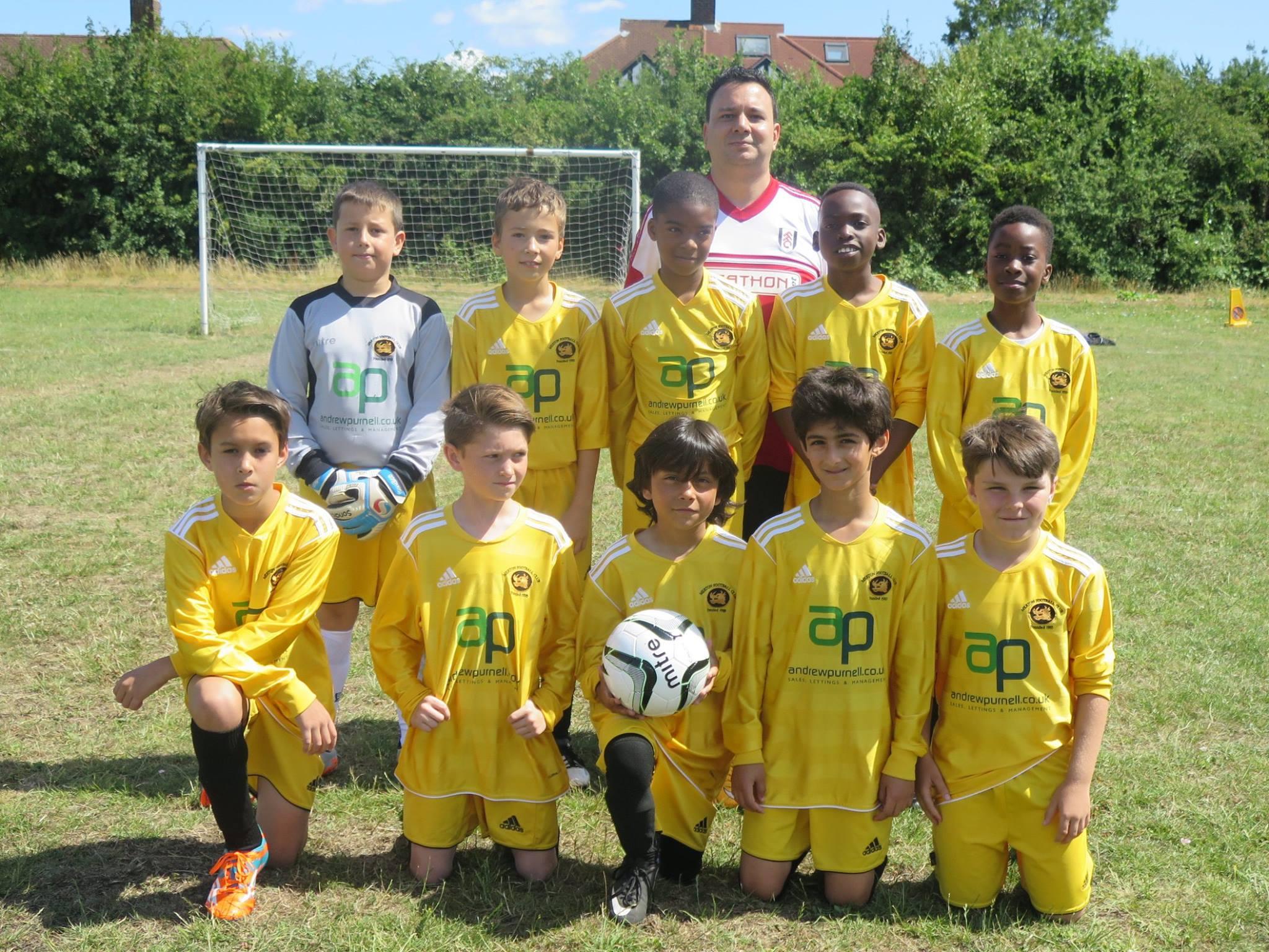Youth U11s
