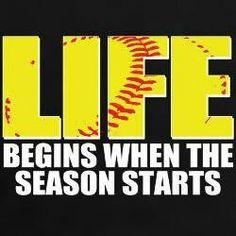 start of season