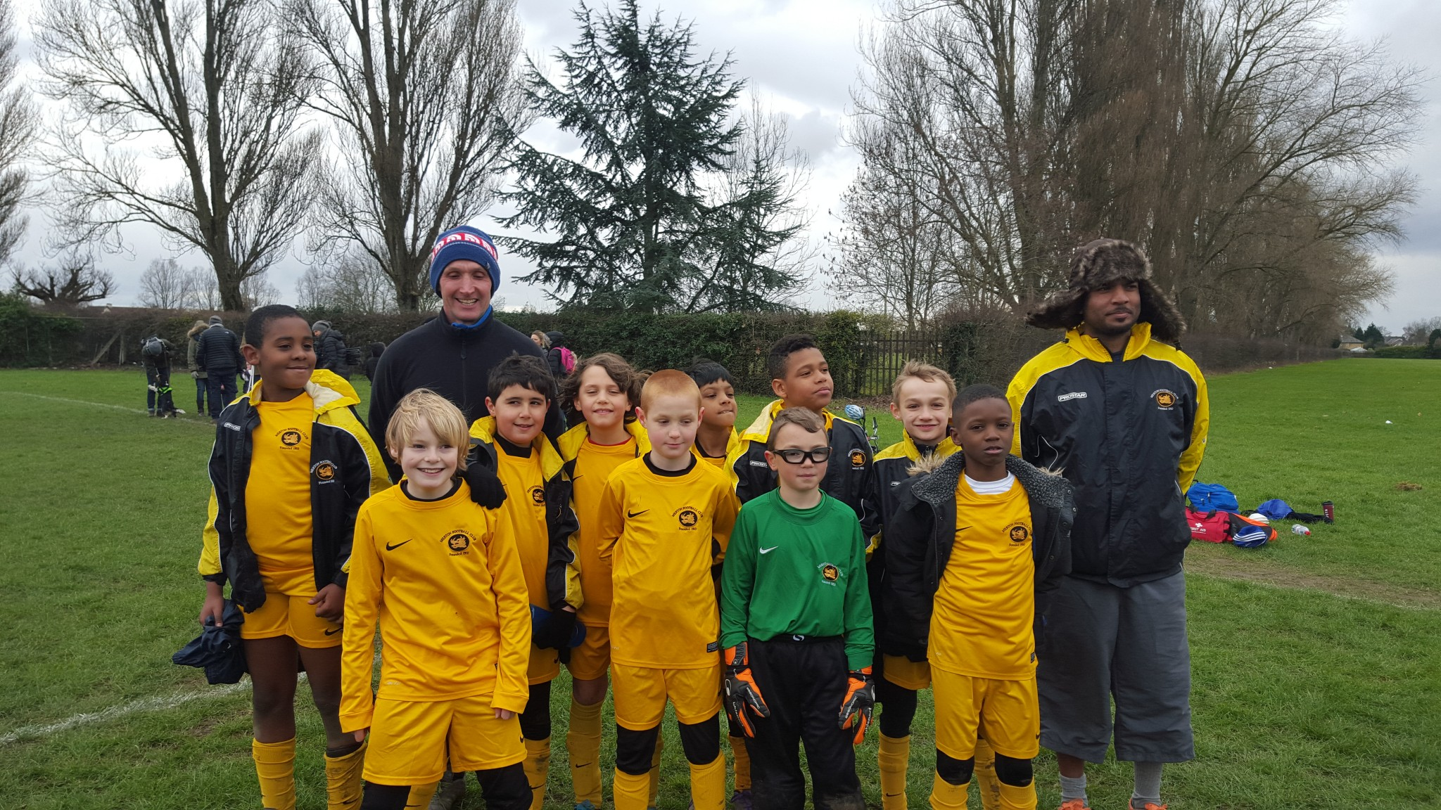 Under 10 Cup Finalists