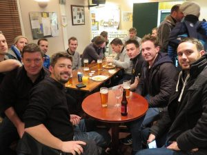2s n the bar after their biggest win for some time.