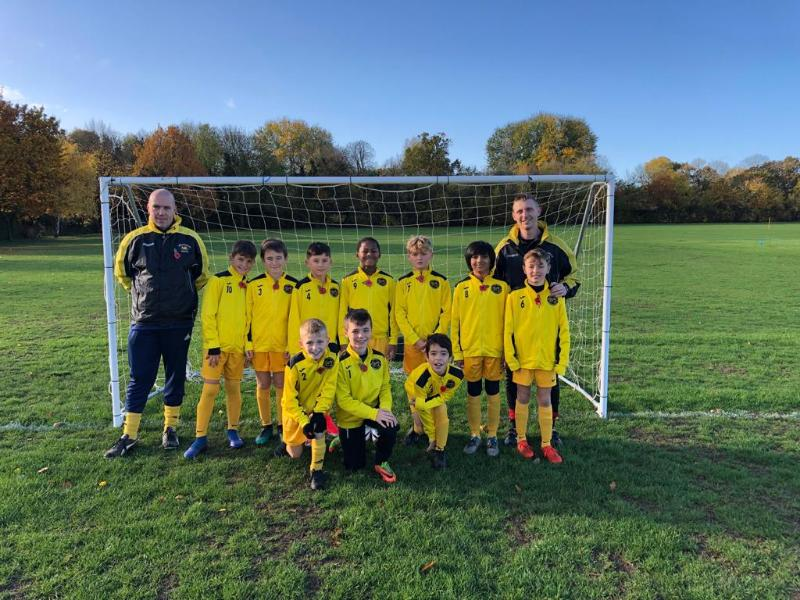 Youth Results – 11.11.2018