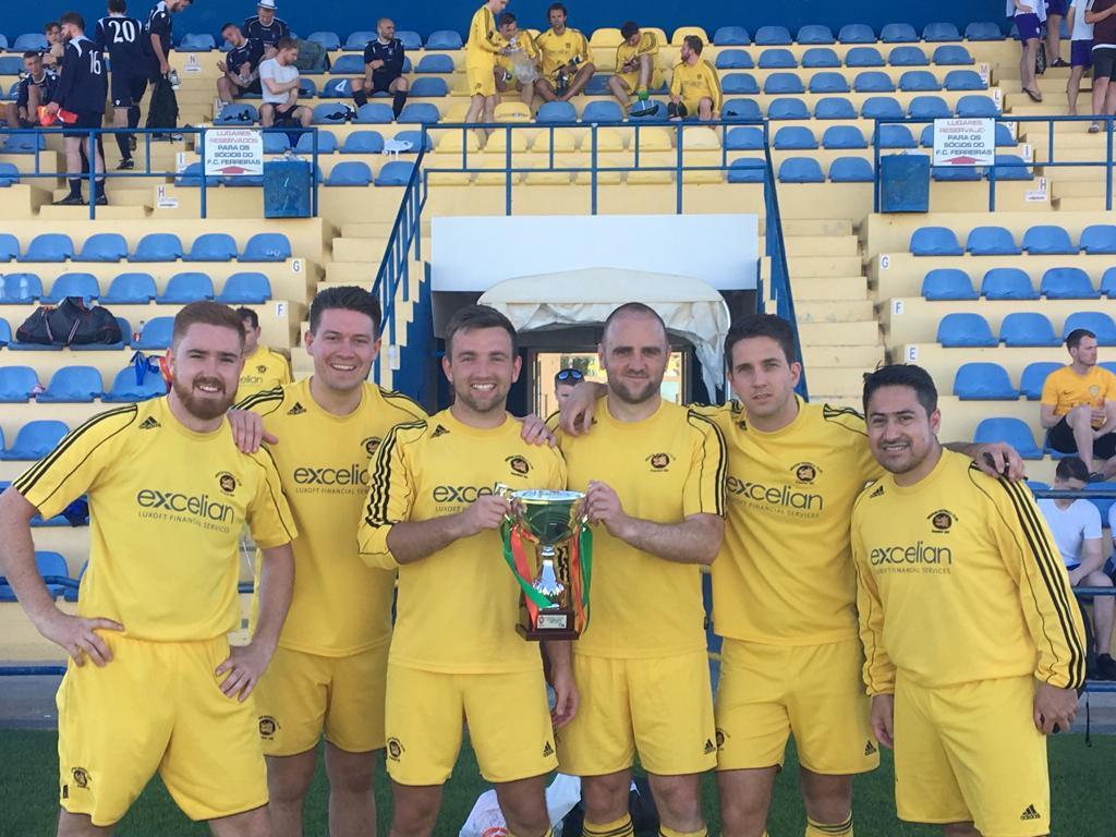 Algarve Tournament 11th/12th May 2019