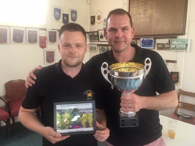 Merton FC Awards 2018 – 19 Season – 01.06.2019