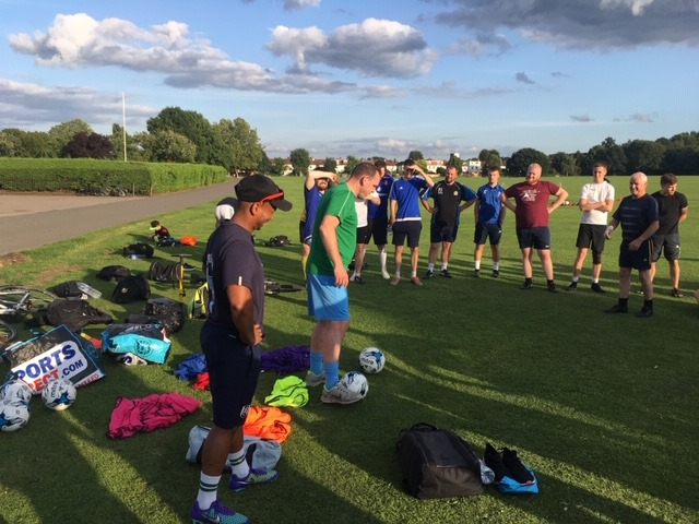 Another Good Training Night – 31.07.2019