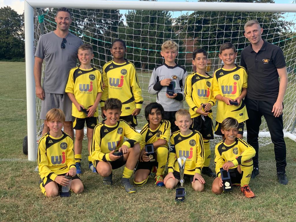 Under 11s Tournament Winners – 31.01.19