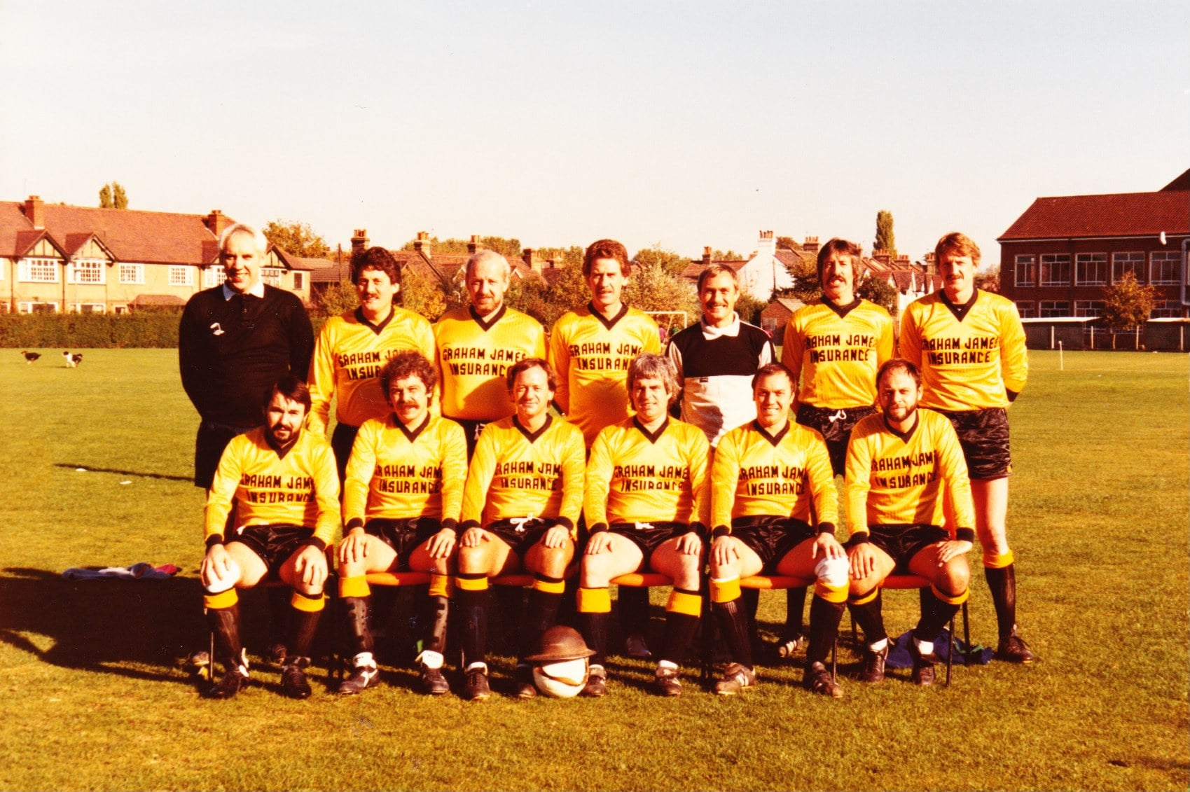 Merton FC Club Day and Old Boys Reunion